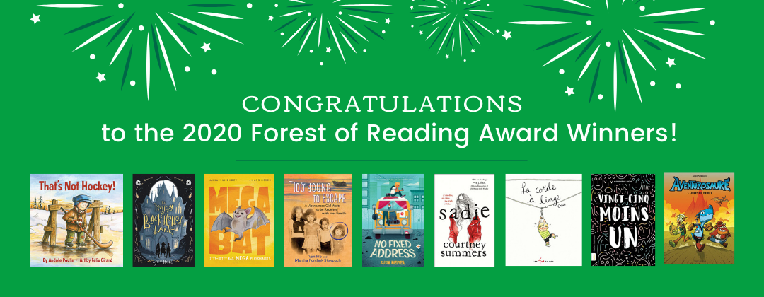 Forest of Reading banner