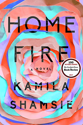 Book Cover for Home Fire: a Novel