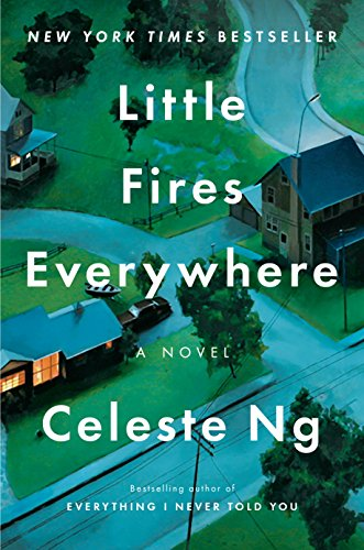 Book cover of Little Fires Everywhere: A Novel
