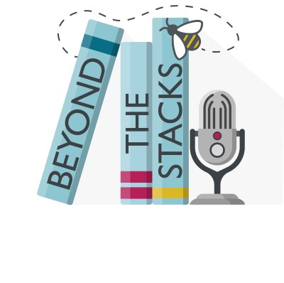 Takes you to the Beyond the Stacks podcast page