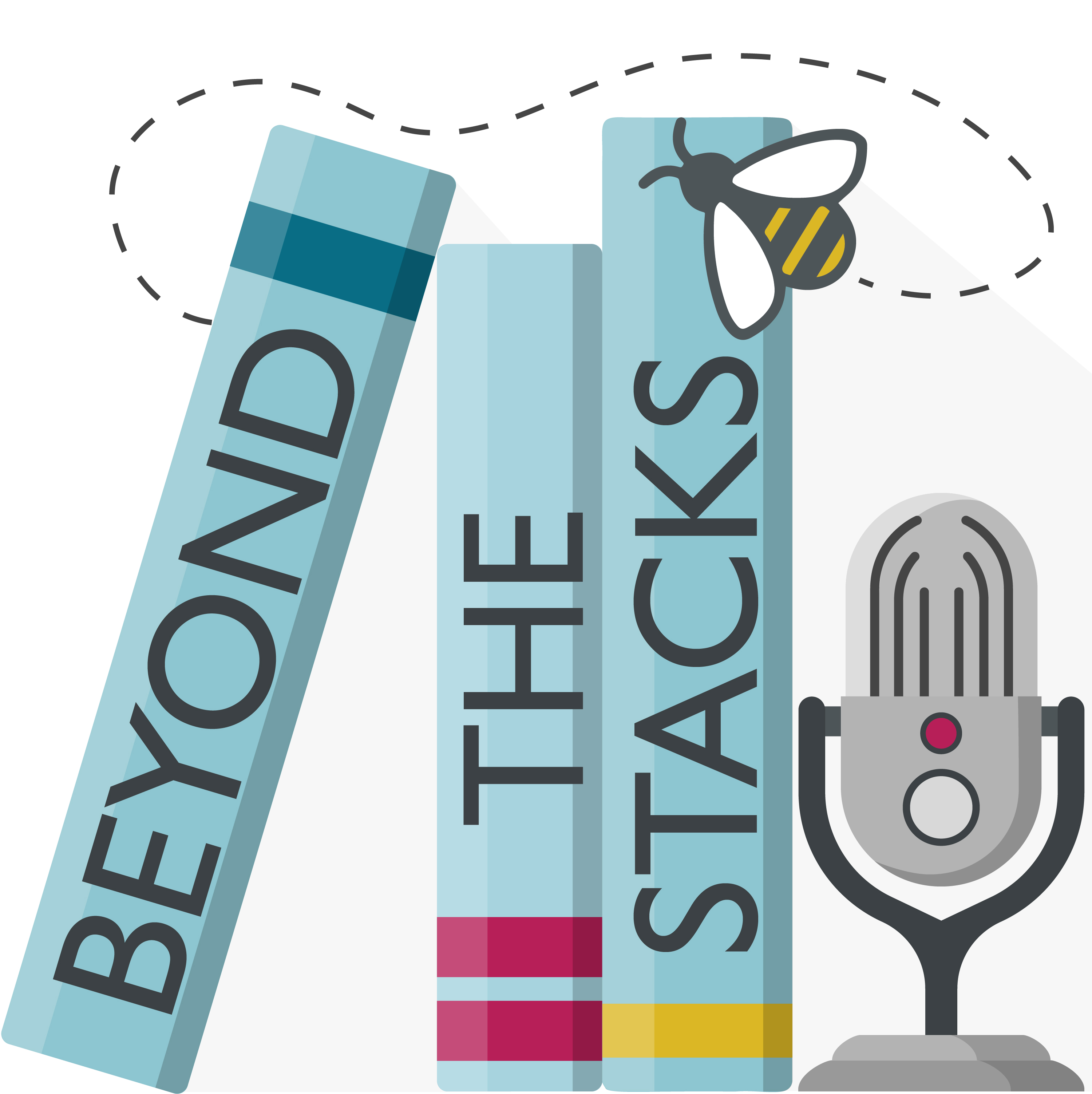 Listen now to Beyond the stacks podcast