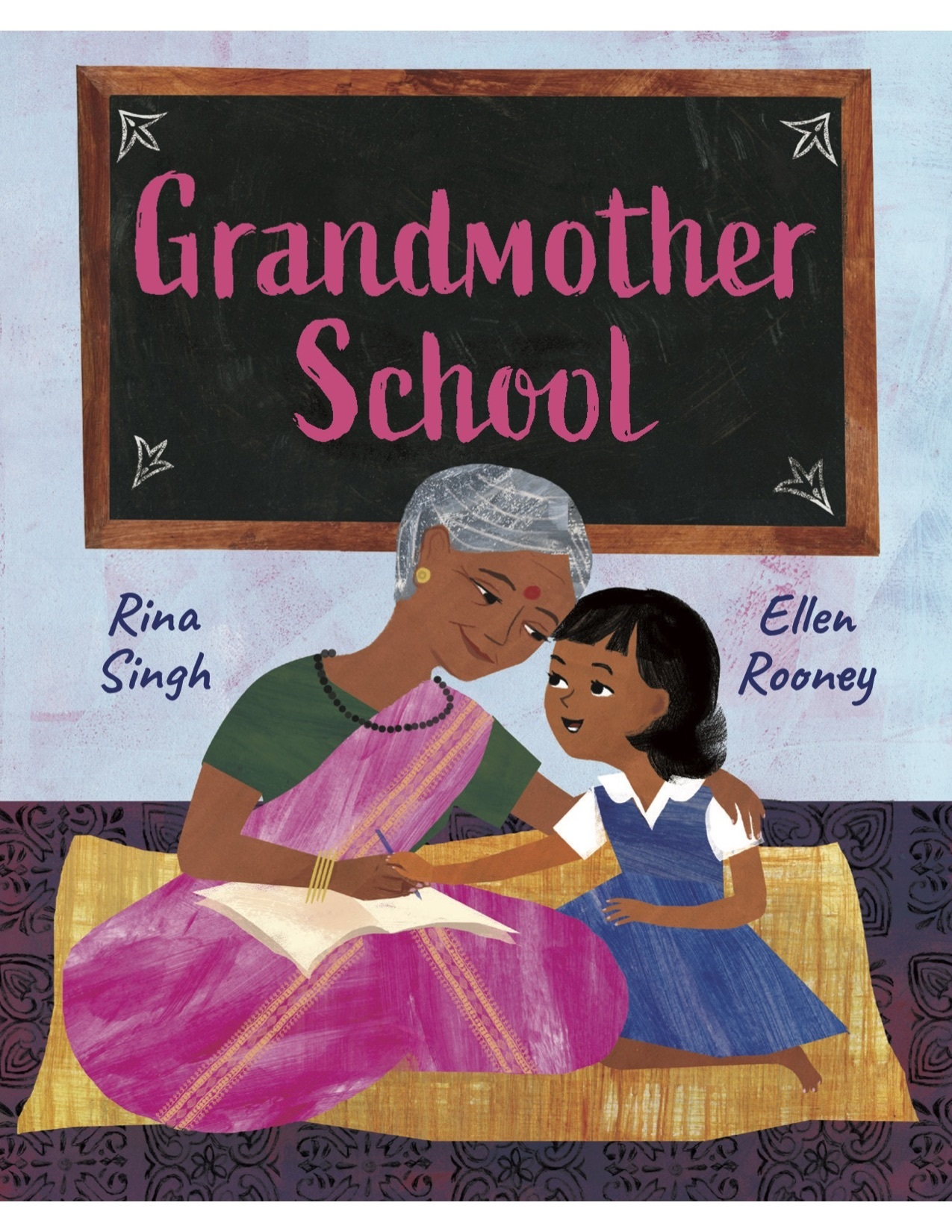 Book cover of Grandmother School