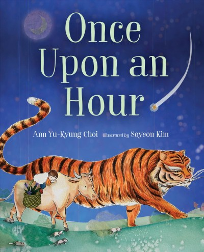 Book cover of Once Upon an Hour