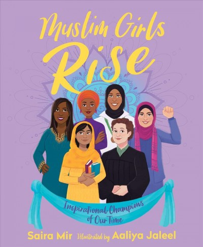 book cover image of Muslim Girls rise