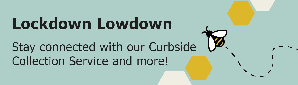 This will take you to Milton Public Library's curbside collection details and services during the Covid 19 lockdown