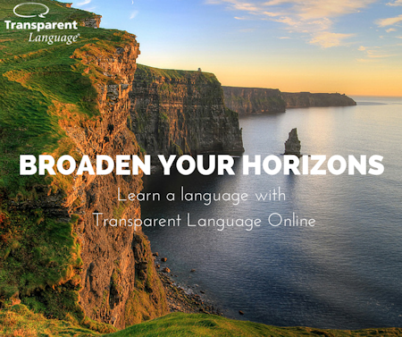 Learn a Language with Transparent Languages