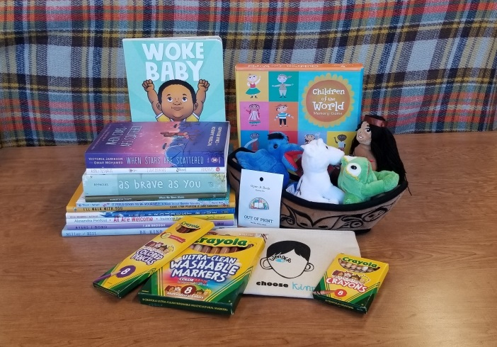 Children's Read Woke Prize Package